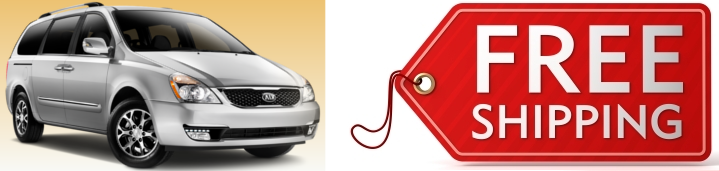 2014 Kia Sedona Accessories - FREE SHIPPING!