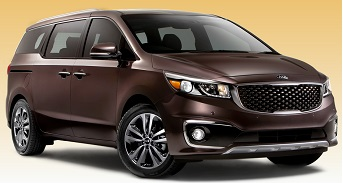 Kia Sedona Accessories
