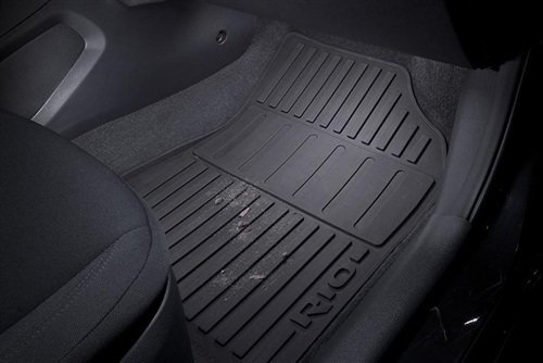 Oem Genuine 2016 2017 Kia Rio All Weather Rubber Floor