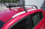 OEM 2016 2015 2014 2013 2012 2011 Kia Sportage Roof Rack Cross Bars Rails # 3W021 ADU10