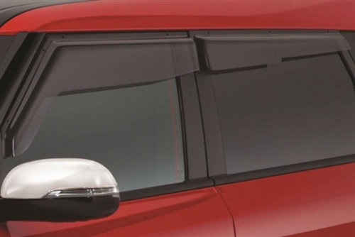 Oem 2017 2016 2015 2014 Kia Soul Side Window Vent Visors