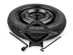 "FREE SHIPPING OEM 2014 2015 2016 Kia Soul Factory Spare Tire Kit (For 16"", 17"", or 18"" Wheels) # B2F40-AC900 & UKH16-12580T"