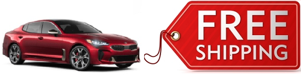 Kia Stinger Accessories - FREE SHIPPING