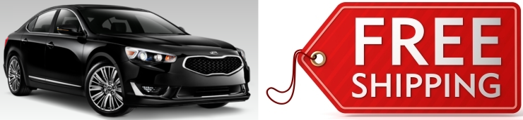 2014 Kia Cadenza Accessories - FREE SHIPPING!
