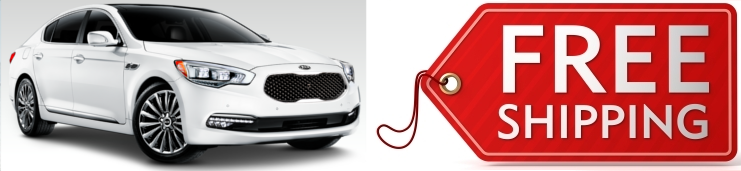 2015 Kia K900 Accessories - FREE SHIPPING!
