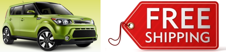 2014 Kia Soul Accessories - FREE SHIPPING!
