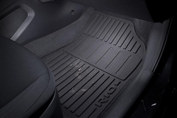 OEM Factory 2016 2017 Kia Rio All Weather Rubber Floor Mats # 1W013-ADU00
