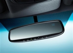 OEM 2014 2015 2016 Kia Forte 4 door Sedan & 5 door hatchback Auto Dimming Mirror w/ Homelink & Compass # A7062 ADU00