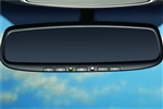 OEM 2017 Kia Forte 4 door Sedan Auto Dimming Mirror w/ Homelink & Compass # A7062 ADU01