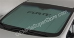 2014 2015 2016 2017 Kia Forte UV Sunshade 4 door # A7072 ADU00