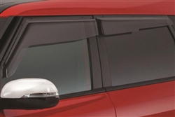 OEM 2019 2018 2017 2016 2015 2014 Kia Soul Side Window Vent Visors