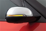 OEM 2016 2015 2014 Kia Soul Side Mirror Chrome Caps