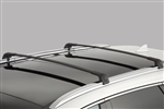 2016 2017 2018 2019 Kia Sorento Roof Rack Cross Bars (models with sunroof) # C6121-ADU00