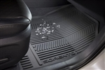 OEM Factory 2016 2017 2018 2019 Kia Sorento All Weather Rubber Floor Mats # C6F13-AC100 & C6F13-AC400