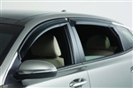 OEM 2016 2017 Kia Optima Side Window Vent Visor Rain Guards #