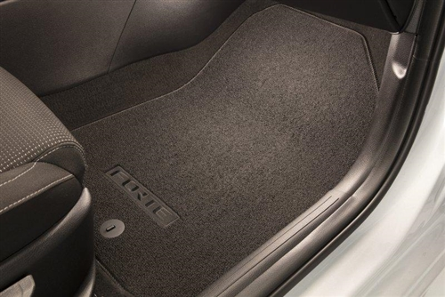 OEM 2019 Kia Forte 4Dr Sedan Carpeted Floor Mats # M6F14-AC000