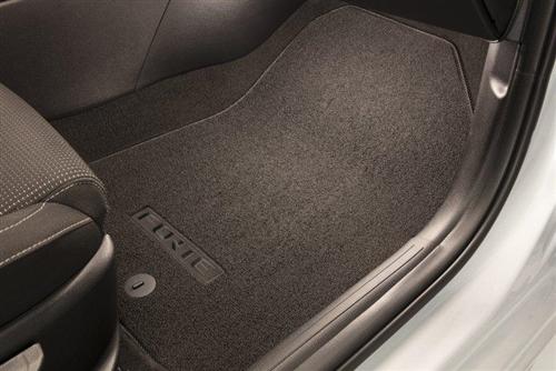 oem 2019 2020 kia forte 4dr sedan carpeted floor mats   m6f14