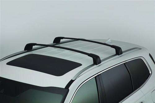 kia telluride roof rack cross bars