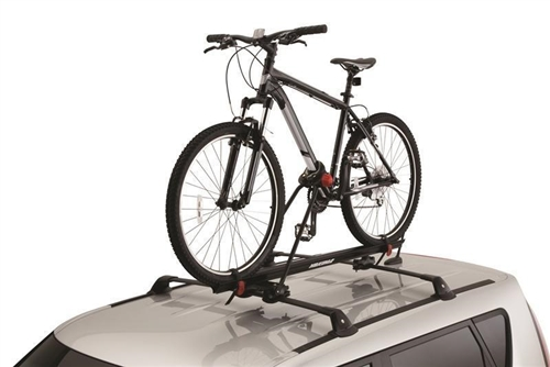 2017 Kia Niro Roof Rack Bike Attachment