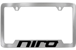 2017 Kia Niro License Plate Frame